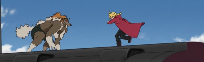 Fullmetal Alchemist - The Scared Star of Milos