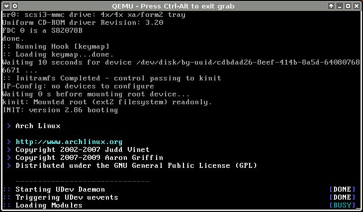 Arch Linux   Allan McRae   Page 3