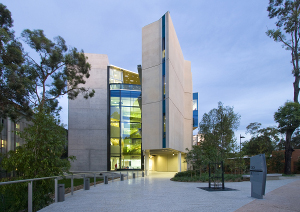 QBI Building, UQDI
